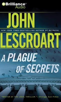A Plague of Secrets (Dismas Hardy (Audio) #13) Cover Image