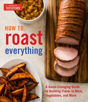 Cover for How to Roast Everything