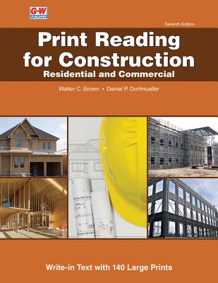 Print Reading for Construction: Residential and Commercial Cover Image