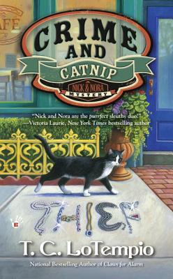 Crime and Catnip (A Nick and Nora Mystery #3) Cover Image