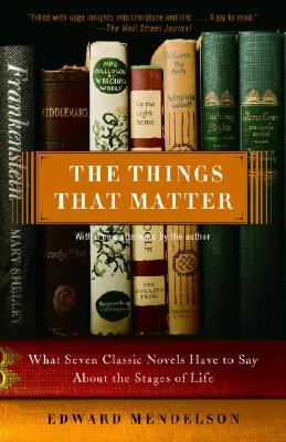 The Things That Matter Cover