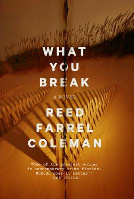 What You Break (A Gus Murphy Novel #2) Cover Image