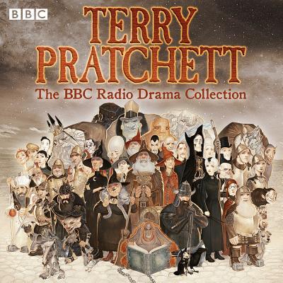 Terry Pratchett: The BBC Radio Drama Collection cover