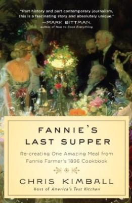 Fannie's Last Supper Cover