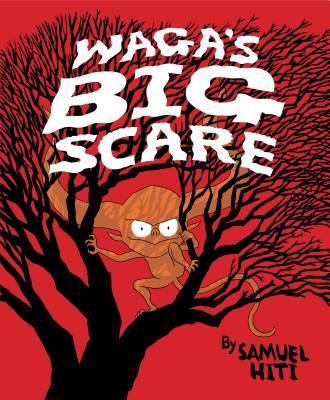 Waga's Big Scare Cover