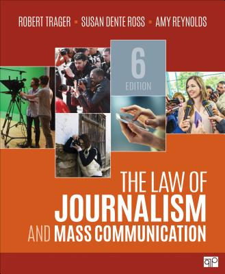 The Law of Journalism and Mass Communication Cover Image