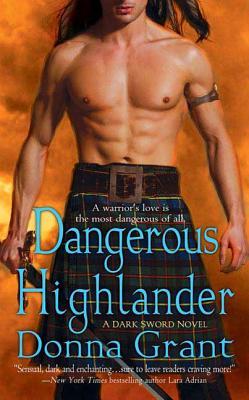 Cover for Dangerous Highlander