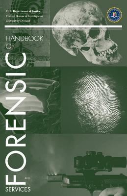 FBI Handbook of Forensic Science Cover Image