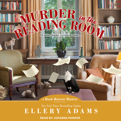 Murder in the Reading Room (Book Retreat Mystery #5) Cover Image
