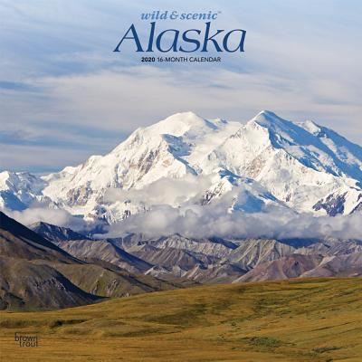 Alaska Wild & Scenic 2020 Square Cover Image