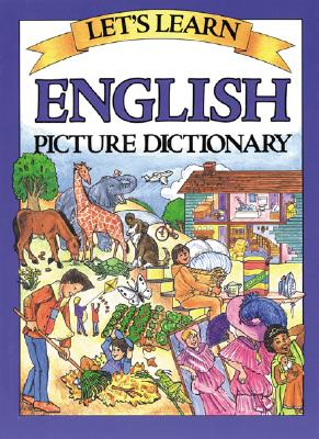 Let's Learn English Picture Dictionary (Let's Learn (McGraw-Hill)) Cover Image