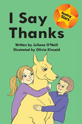 I Say Thanks Cover Image