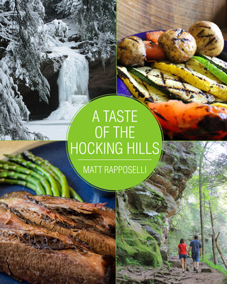 A Taste of the Hocking Hills Cover Image