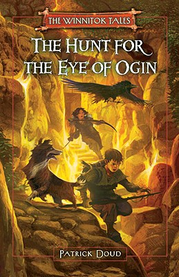 The Hunt for the Eye of Ogin Cover