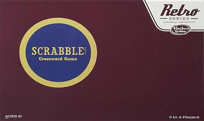 Retro Scrabble Cover Image