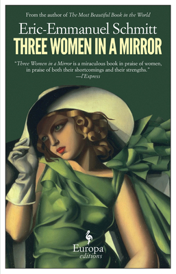 Three Women in a Mirror Cover Image
