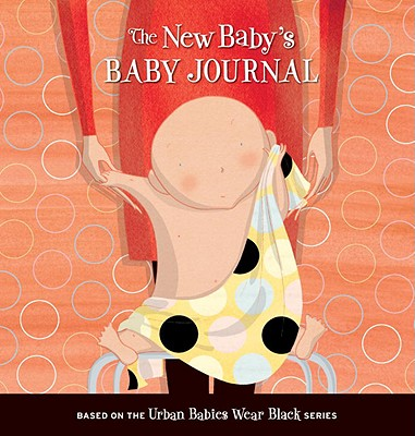 New Baby's Baby Journal Cover