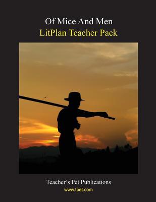 Litplan Teacher Pack: Of Mice and Men Cover Image