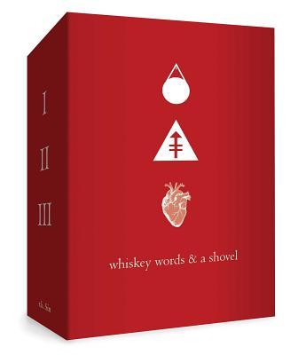 Whiskey Words & Shovel Boxed Set Volume 1-3 Cover Image