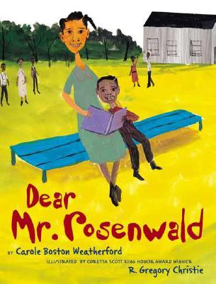 Dear Mr. Rosenwald Cover