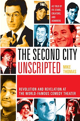 The Second City Unscripted Cover