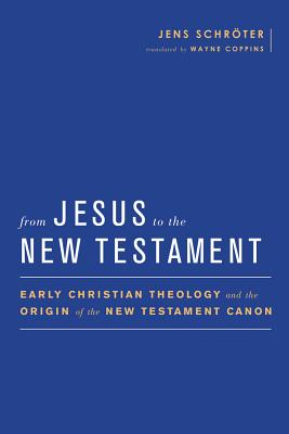 From Jesus to the New Testament Cover
