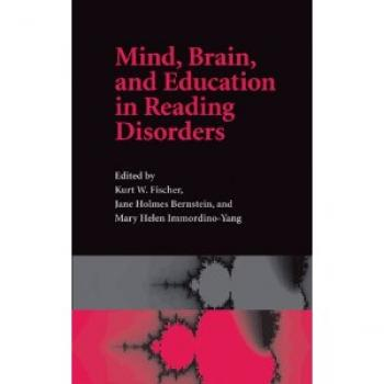 Mind, Brain, and Education in Reading Disorders (Cambridge Studies in Cognitive and Perceptual Development #11) Cover Image