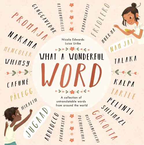 What a Wonderful Word Cover Image