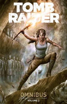 Tomb Raider Omnibus Volume 2 Cover Image