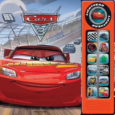 Disney*pixar: Cars 3 (Play-A-Sound) Cover Image
