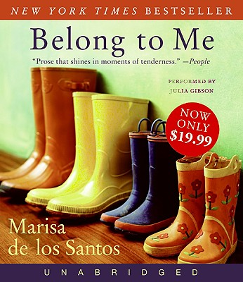 Belong to Me Low Price CD: A Novel cover