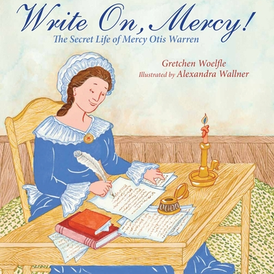 Write On, Mercy! Cover