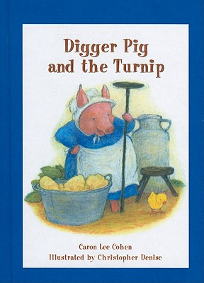 Digger Pig and the Turnip (Green Light Readers: Level 2) Cover Image