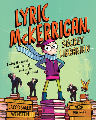 Lyric McKerrigan, Secret Librarian Cover Image