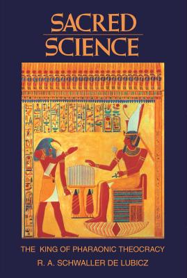 Sacred Science Cover