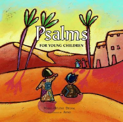 Cover for Psalms for Young Children