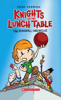 The Dodgeball Chronicles Cover