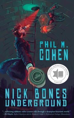 Cover for Nick Bones Underground