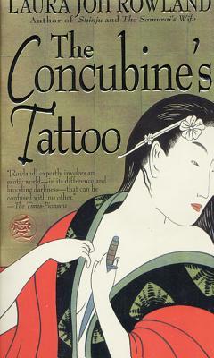 The Concubine's Tattoo (Sano Ichiro Novels #4) Cover Image