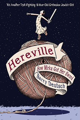 Hereville Cover