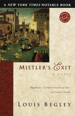 Mistler's Exit Cover Image