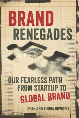 Cover for Brand Renegades