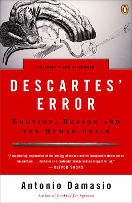 Descartes' Error Cover
