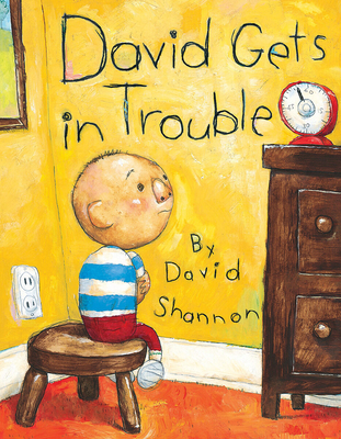 David Gets In Trouble Cover Image
