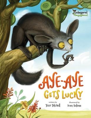 Aye-Aye Gets Lucky Cover Image
