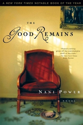 Cover for The Good Remains