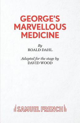 George's Marvellous Medicine Cover Image
