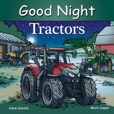 Good Night Tractors (Good Night Our World) Cover Image