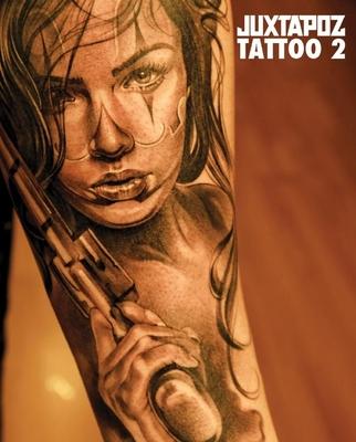 Tattoo 2 (Juxtapoz #2) Cover Image