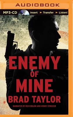 Enemy of Mine (Pike Logan Thriller #3) Cover Image